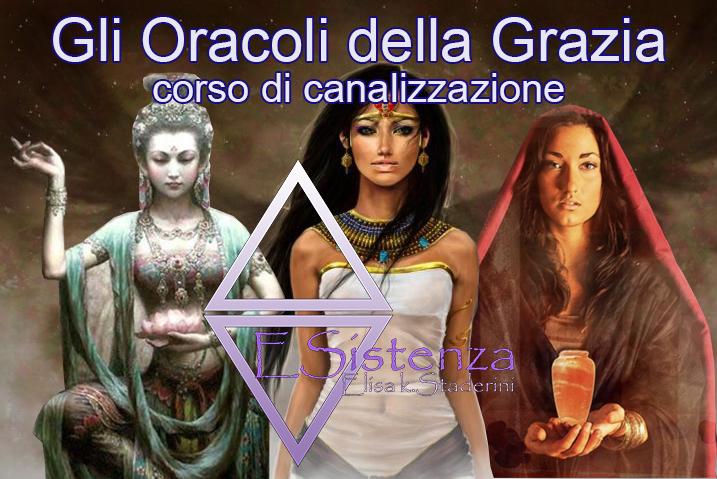 tre figure femminili dietro al logo ESistenza